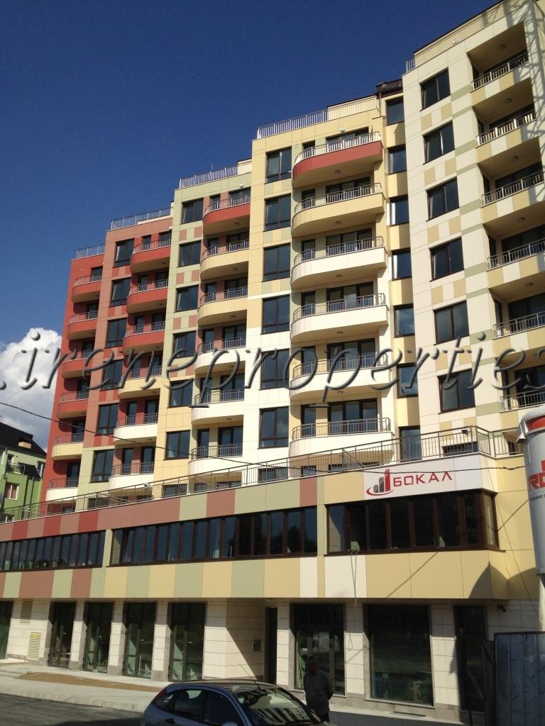 Appartement neuf type f2 quartier poligona sofia irene for Appartement f2 neuf